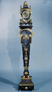 Clock with Pedestal (Pendule sur gaine), ca. 1690