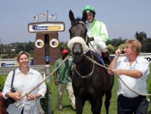 Horse called Boulle