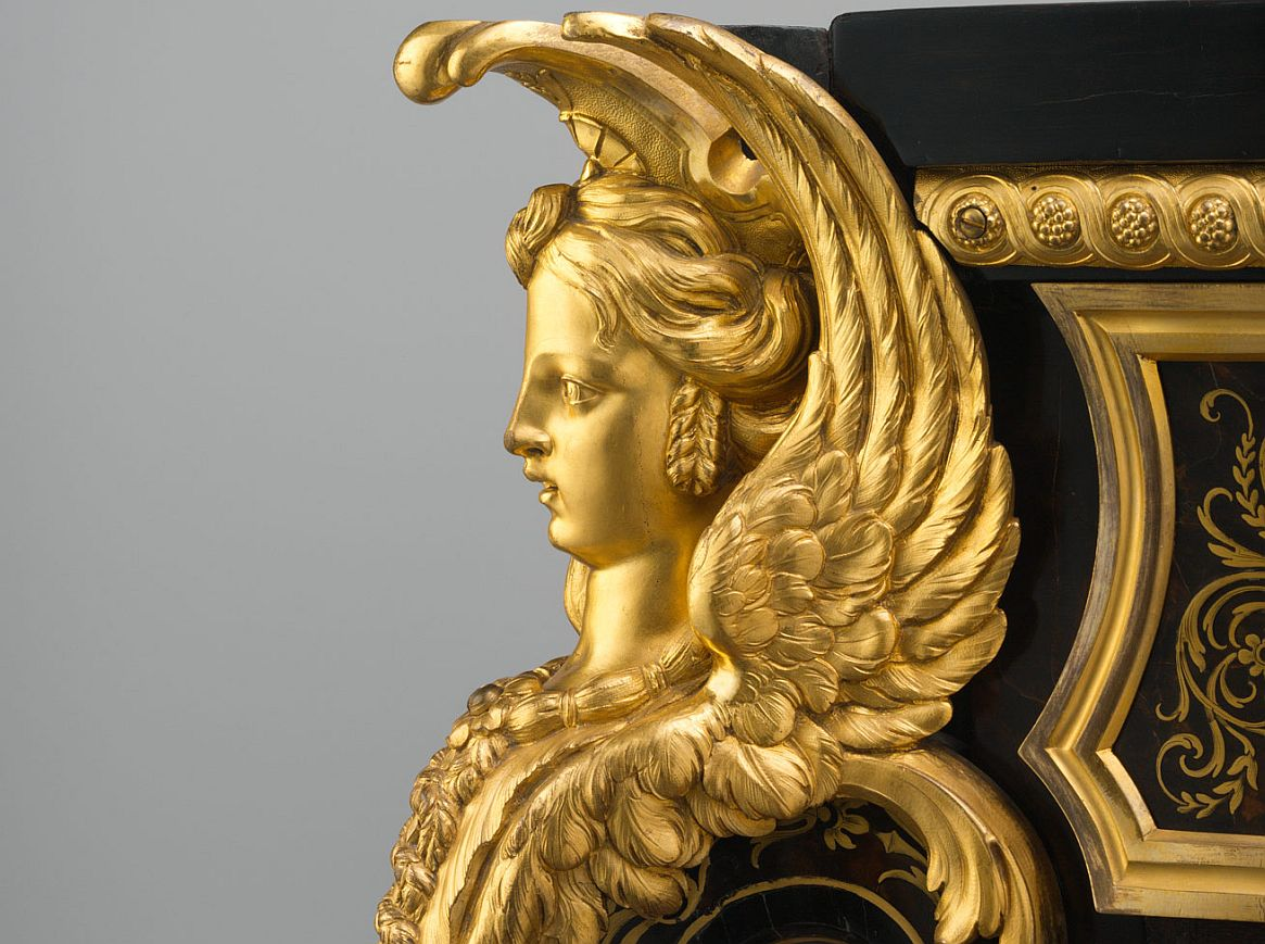 Ange of Andre-Charles Boulle